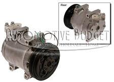 A/C Compressor w/Clutch for GMC W5 W5500HD Isuzu NPR 2005-2010 - REMAN