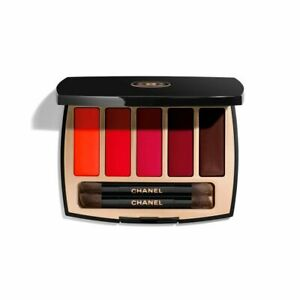 chanel LA PALETTE CARACTERE EXCLUSIVE CREATION LIPSTICK PALETTE BNIB