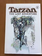 Tarzan The Lost Adventure Book 1 Dark Horse Comics 1995 Arthur Suydam Cover