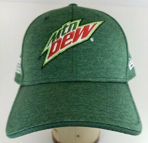 New Era 2017 Dale Jr Mountain Dew Logo  Adjustable 9Forty Cap Hat Hendricks #88