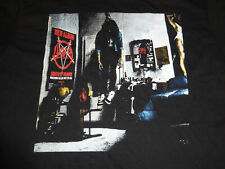 Slayer Shirt Large Thrash Metal Venom Bathory Aus Metal Sammlung