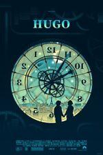 Hugo by Kevin Tong - Regular - Rare sold out Mondo print