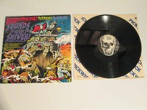 Sounds To Make You Shiver Halloween Fun Vinyl Record LP