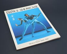 Vintage 1986 Issue Volume 4 DANCE SHOWCASE Theatre Arts Hong Kong Magazine