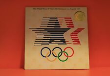 OLYMPICS - OFFICIAL MUSIC OF THE XXIIIRD LOS ANGELES - 1984 LP RECORD ALBUM - Z