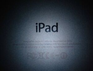 Apple ipad mini a1432 - 16GB - Silver (Unlocked)