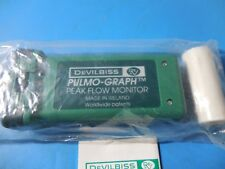Devilbiss Pulmo-Graph Peak Flow Monitor Standard 580AM-401