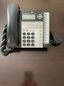 AT&T 1040 4 Line Corded Business Desk/Wall Phone w/ Caller ID