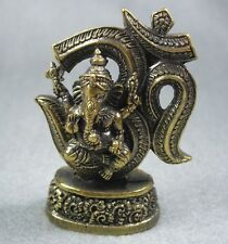 Statue Elephant God Ganesha Ganesh Success Unique Hindu Sacred Charm Thai Amulet