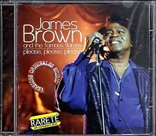 James Brown & The Flames~Please, Please, Please~BRAND NEW CD~Fast 1st Class Mail