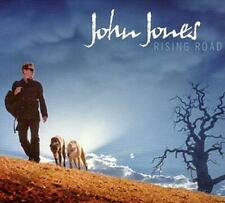 John Jones - Rising Road (NEW CD)