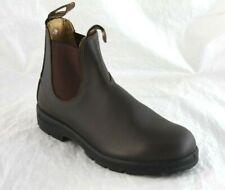 BLUNDSTONE MEN'S CLASSICS 550 CHELSEA BOOTS Walnut Brown, #550