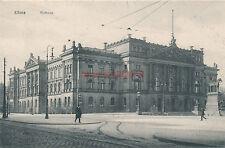 2 x Ak, Altona, Rathaus, 1918 (G)1873