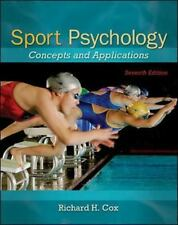 Sport Psychology: Concepts and Applications by Cox, Richard H