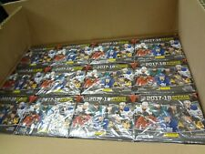 seal case  / 2017-18 Panini NHL Hockey Sticker Collection 50 pack Box /24 x case