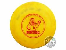 New listing USED Prodigy Discs 400G D3 173g Yellow Red Foil Distance Driver Golf Disc