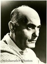 Sir Georg Solti, Original-Photo from ca. 1969