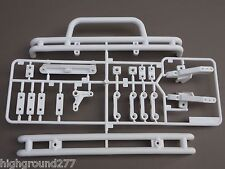New! Tamiya Bruiser Mountaineer D Part Tree w/ White Front & Rear Bumper 9000360