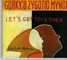 (DX558) Gorky's Zygotic Mynci, Let's Get Together - 1998 CD