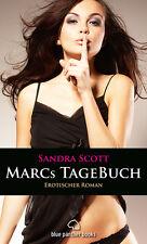 Marcs TageBuch | Erotischer Roman von Sandra Scott | blue panther books
