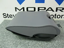 98-02 Dodge Ram 1500 2500 3500 Instrument Panel Cup Holder Mopar Mist Gray