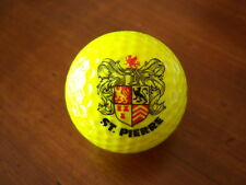 Logo Golf Ball-St. Pierre Marriot Hotel & Country Club.