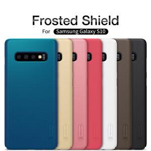 Original Nillkin Slim Matte Hard Cover Case For Samsung Galaxy S10 +Plus S10e 5G