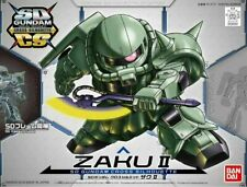Bandai Hobby SDGCS Gundam Cross Silhouette Zaku II SD Model Kit USA Seller