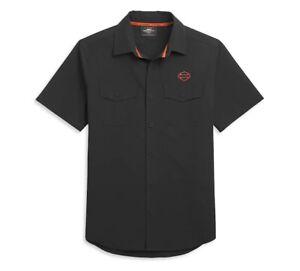 Harley-Davidson Men's Performance Shirt with Wicking 96330-21VM