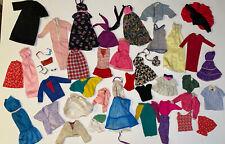 New ListingVintage Barbie Black Label Clothes Lot