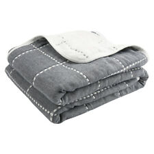 New Versatile Throw Blanket Bed Super Soft Summer Six Layers Gauze Cotton