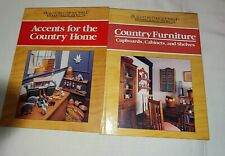 Country Furniture Cupboards, Cabinets And Shelves ,Accents For The Country Hom