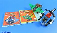 Lego Superhéroes / 76064 Mighty Micros Auto / COCHE / Spider-Man y Verde Duende