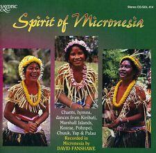 Various Artists - Spirit of Micronesia / Various [New CD]