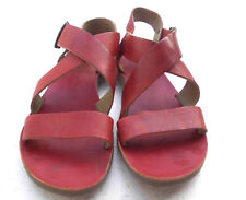 FLY LONDON  Sandalen rot  Gr. 42