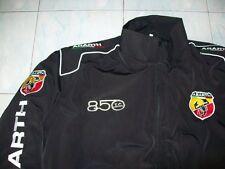 NEU ABARTH Fiat 850 TC Fan- Jacke schwarz jacket veste jas giacca jakka