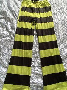 Grinch Loungewear Bottoms Size M