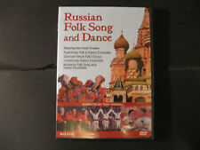 Movie DVD:  Russian Folk Song and Dance  narrated by Tony Randall