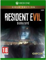 Resident Evil Biohazard Gold Edition - Xbox One - New & Sealed