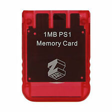Sony PlayStation 1 Memory Card