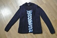 LADIES BLOUSE / CARDIGAN FROM PER UNA AT M&S - SIZE 8