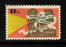 USA 1977  50th. Anniversary of Talking Pictures.   MNH