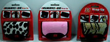 Always On Wrap Around Ever Ready Compact Digital Camera Case TIGER, PINK, DALMAT