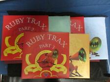 Ruby Trax UK 3 Vinyl LP Box Blur Suede Bowie Manics Ride JAMC Johnny Marr C86