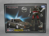 Transformers G1 Masterpiece MP-18 Bluestreak Nissan Fairlady Z Action Figure NIB