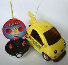 RARE Pokémon Pikachu RC Remote Control Car, 2000, Tiger, WORKS NEW BATTERIES