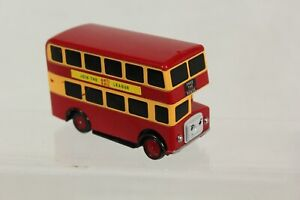 Trackmaster Thomas & Friends Bugly Double Decker Bus Motorised TOMY