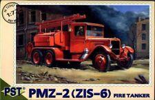 PST 72047 PMZ2 (ZiS6) Fire tanker 1/72 scale plastic model kit