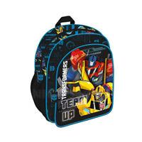 Transformers Roboter Kinder Rucksack Kinderrucksack Kindergarten Kita Tasche