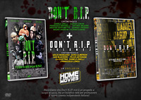 Don't R.I.P. + Don't R.I.P. - Volume 2 Combo (DVD - Home Movies) Nuovo